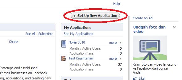 Cara update status FB via apa aja (2/6)